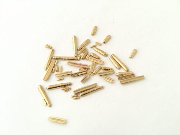 Tungsten Splittube - gold