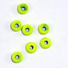 Standard Perlen aus Tungsten - gelb