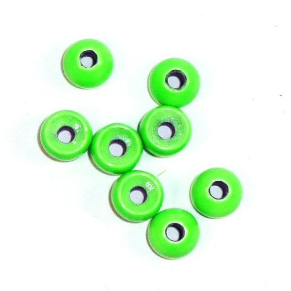 Standard Perlen aus Tungsten - grün