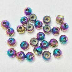 Standard Perlen aus Tungsten - regenbogen