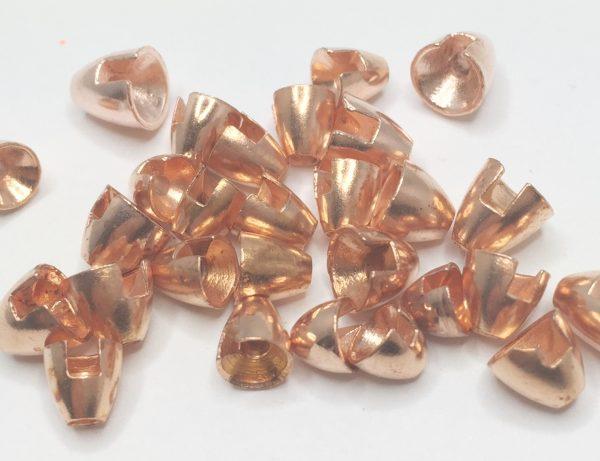 Geschlitzte Coneheads aus Tungsten - kupfer