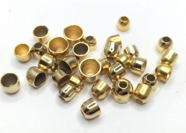 Coneheads 2,0 Tungsten - gold